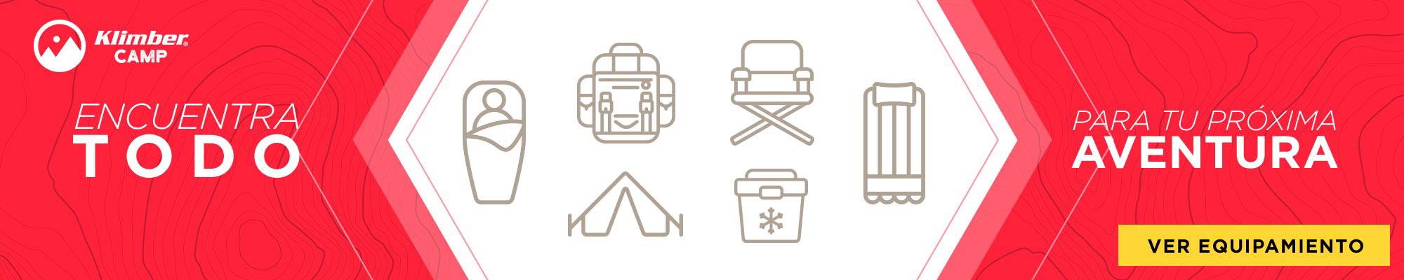 Productos para camping recomendados móvil