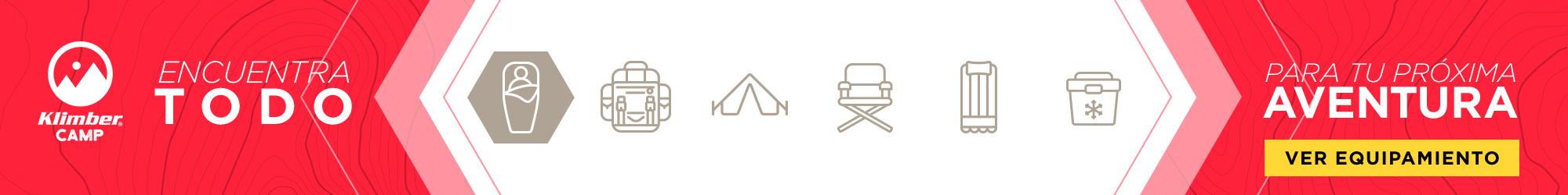Productos para camping recomendados