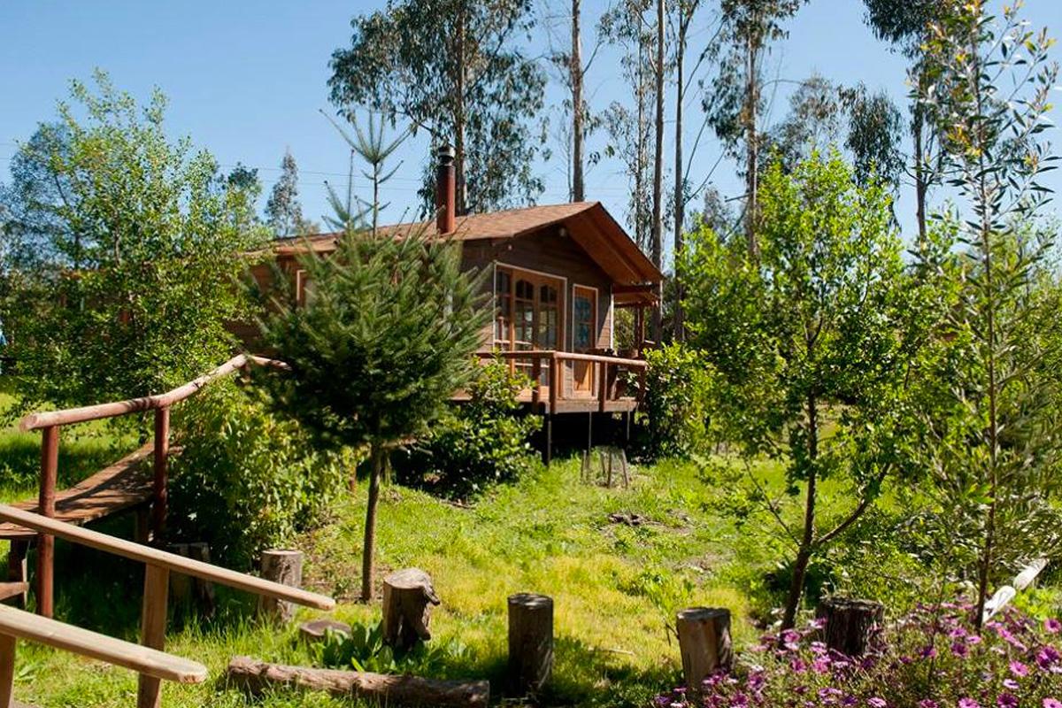 Camping Aguas De Ciruelos