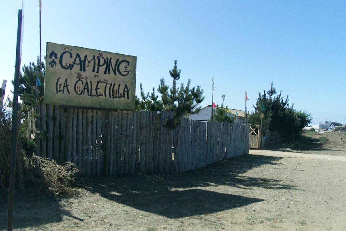 Camping Caletilla
