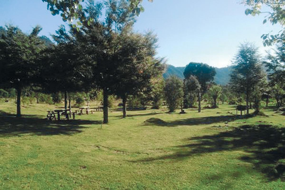 Camping Chanlelfú