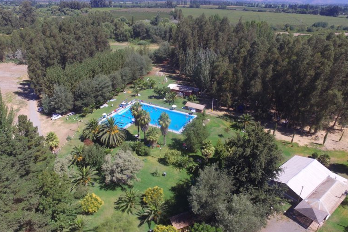 Camping Club de Campo La Encina