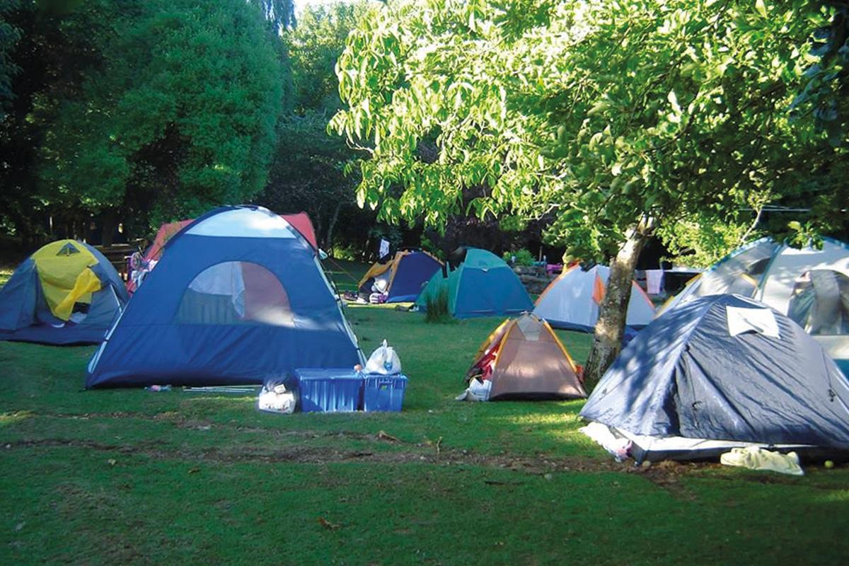 Camping Don Jorge