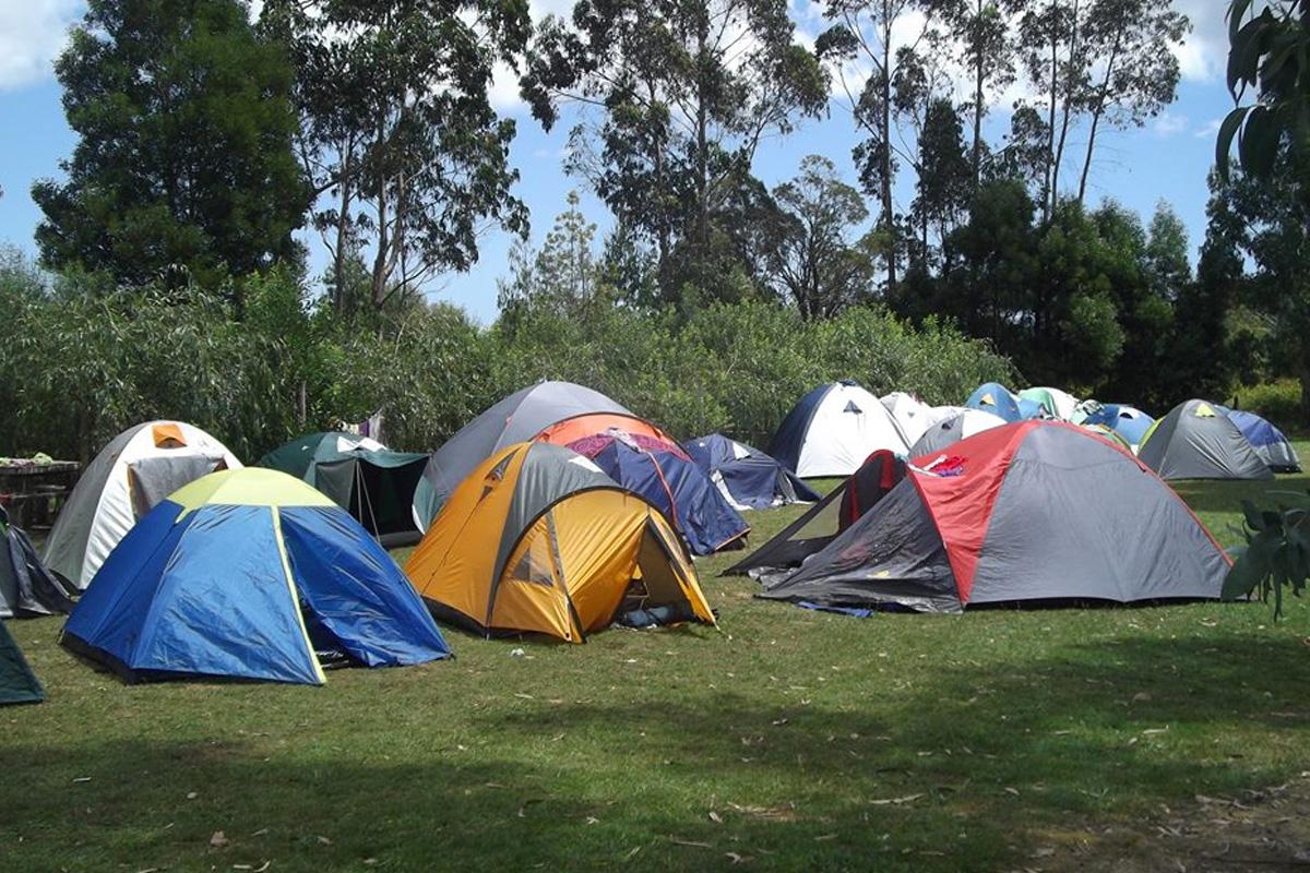 Camping El Yugo