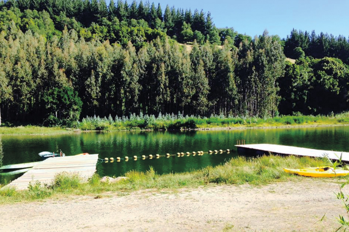 Camping Fuente de Agua