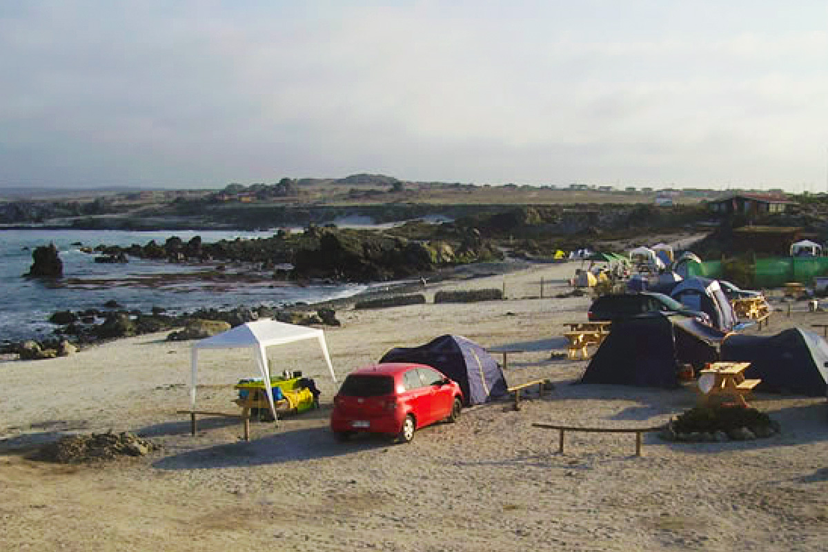 Camping Humboldt