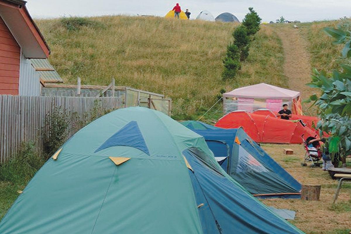 Camping La Fueguina