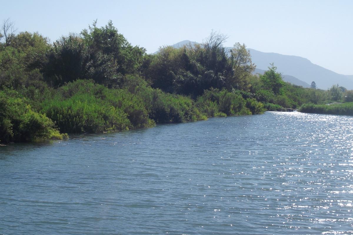 Camping Laguna Del Maipo