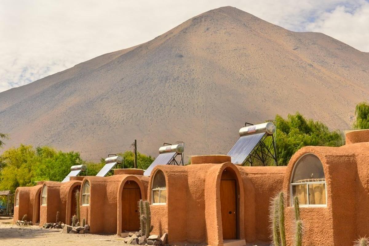 Camping Las Pataguas
