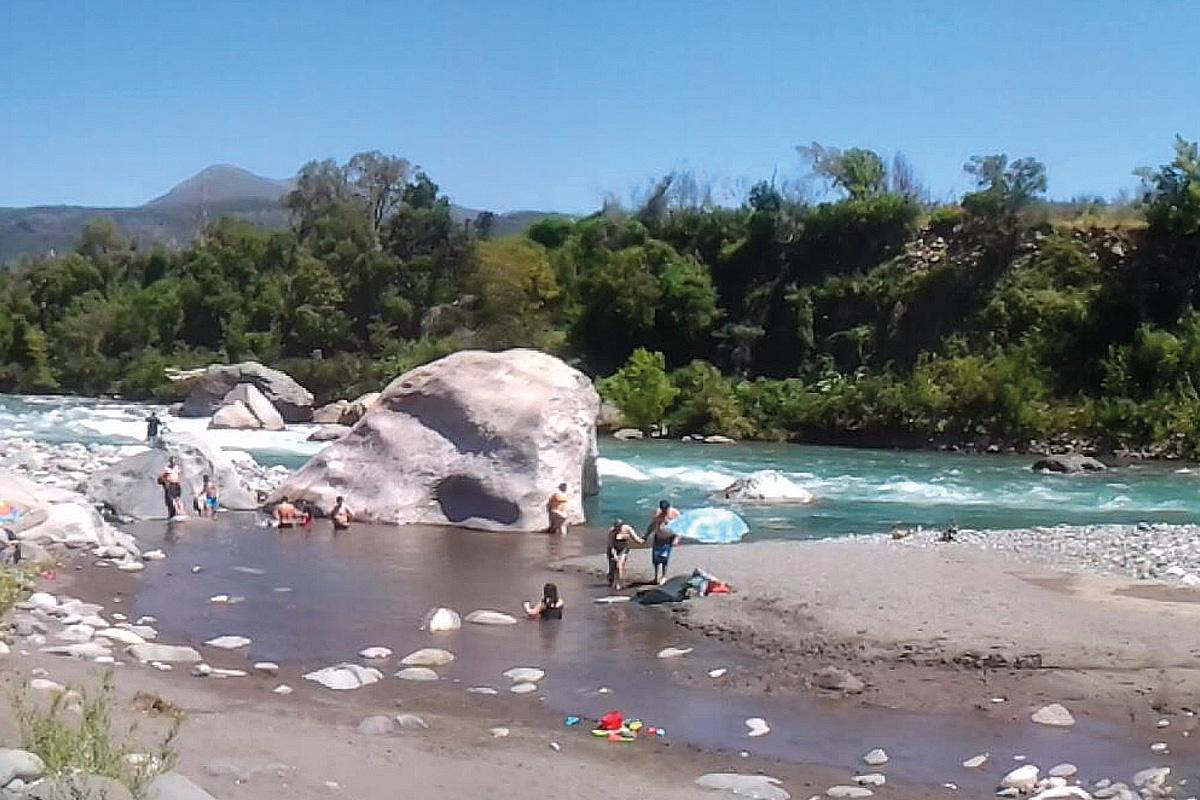 Camping Los Yugos Chile