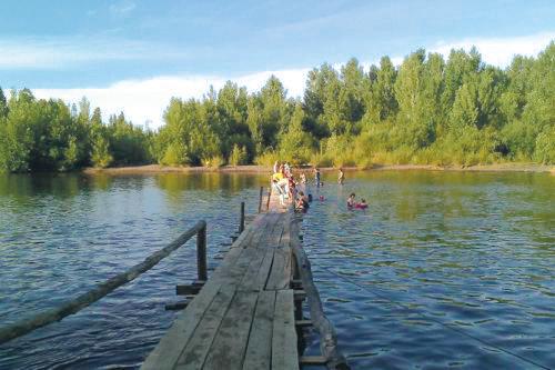 Camping Río Bueno