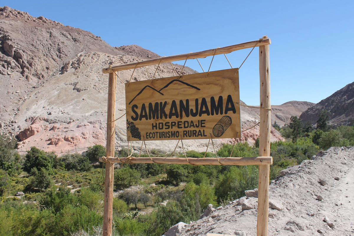 Camping Samkanjama