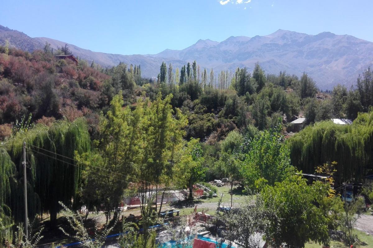 Camping San Pedro Los Andes