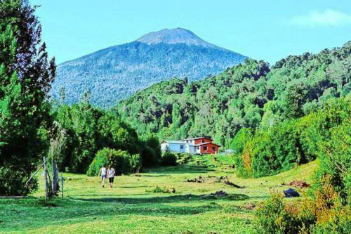 Camping trayenco