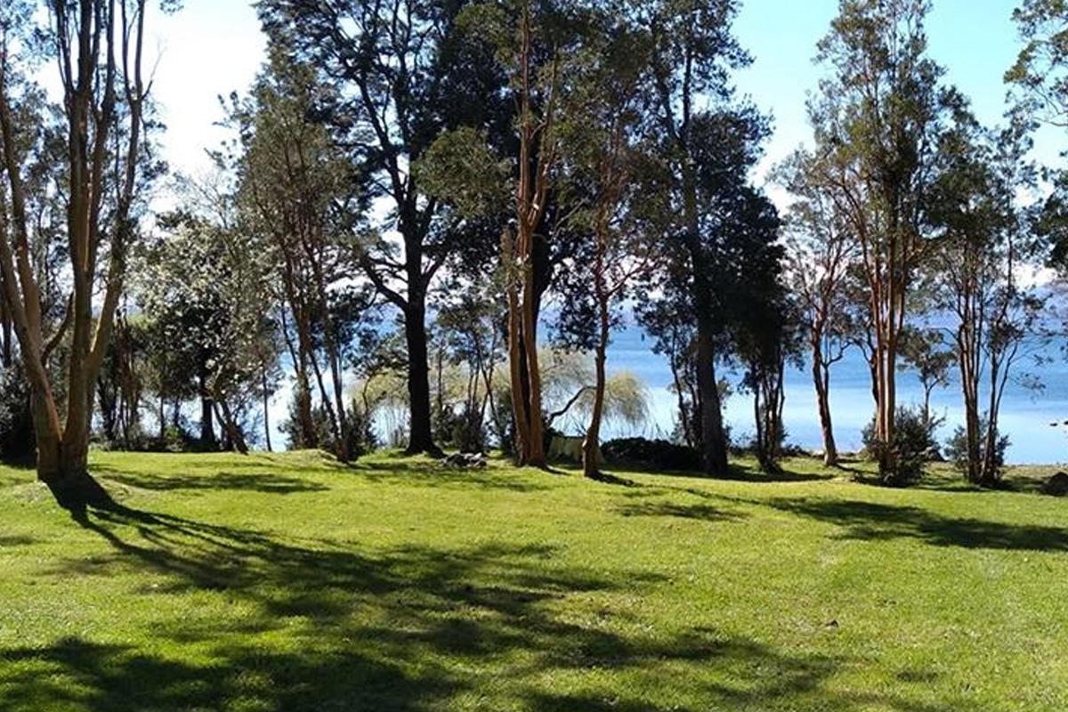 Camping y Cabañas El Manzano
