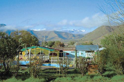 Camping y Cabañas Luna