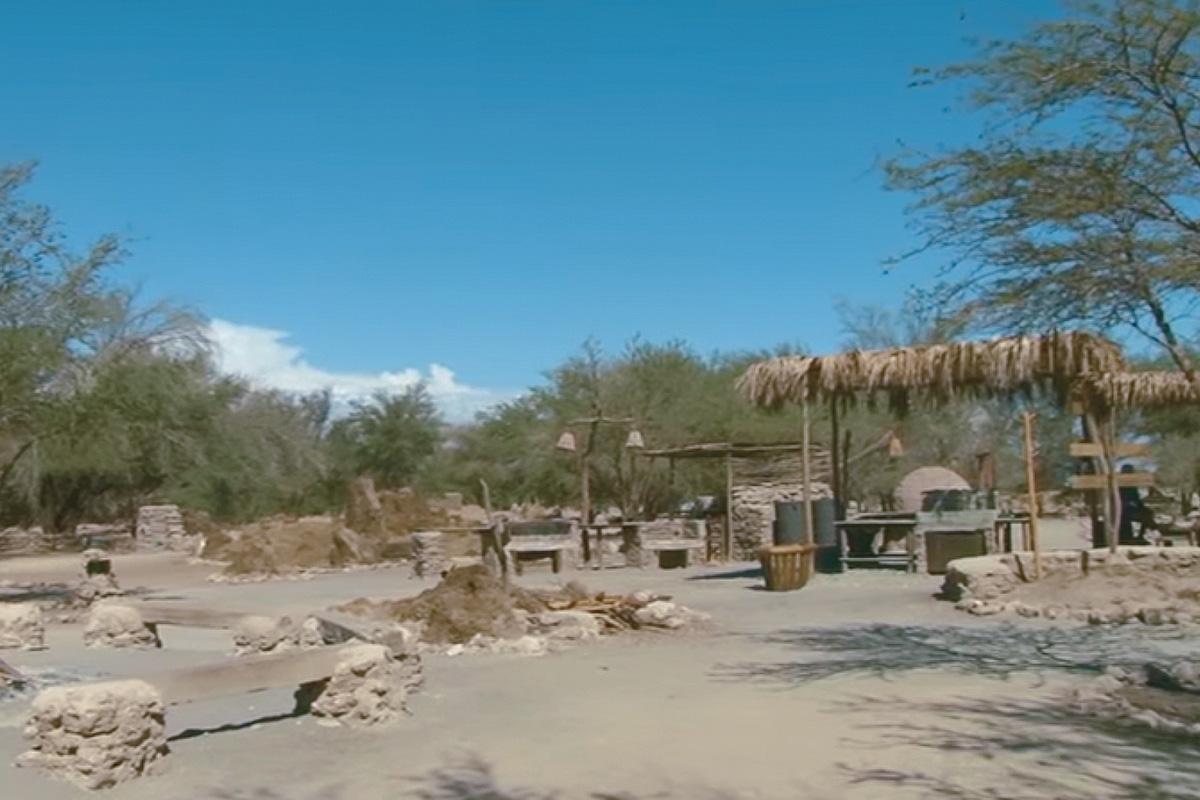 Ecocampamento El Huarango