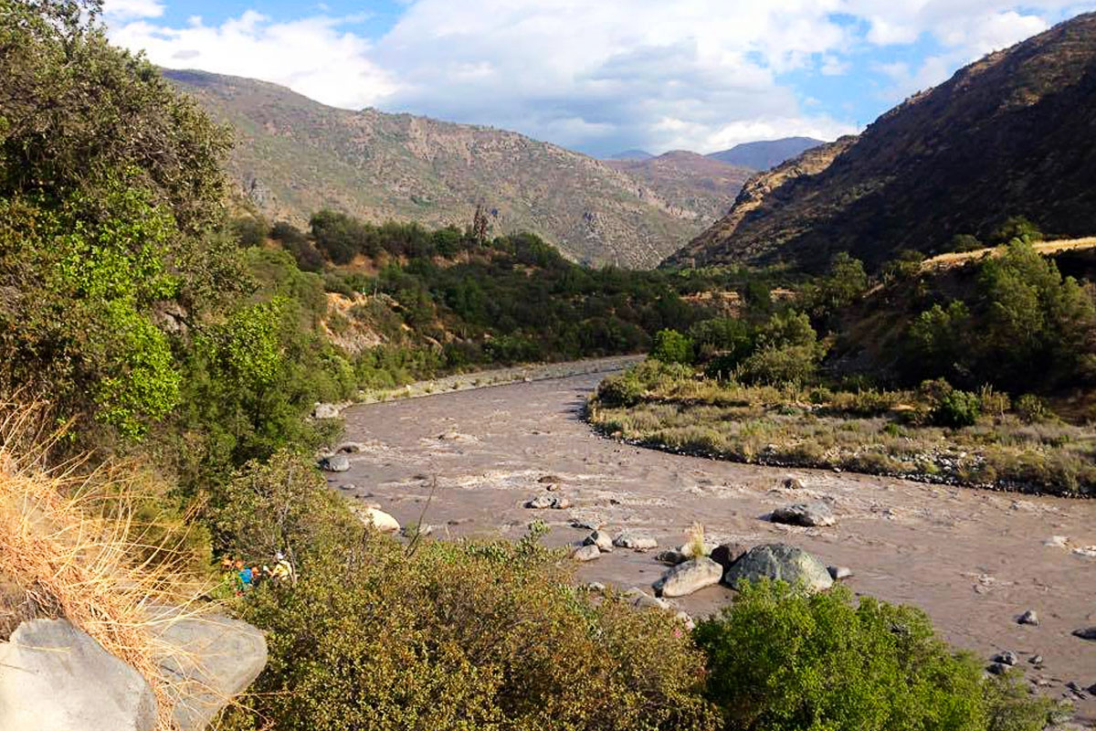 Parque Cajón del Maipo