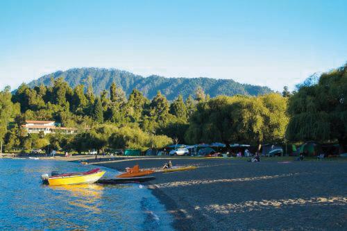 Camping Club de Pesca y Caza Osorno