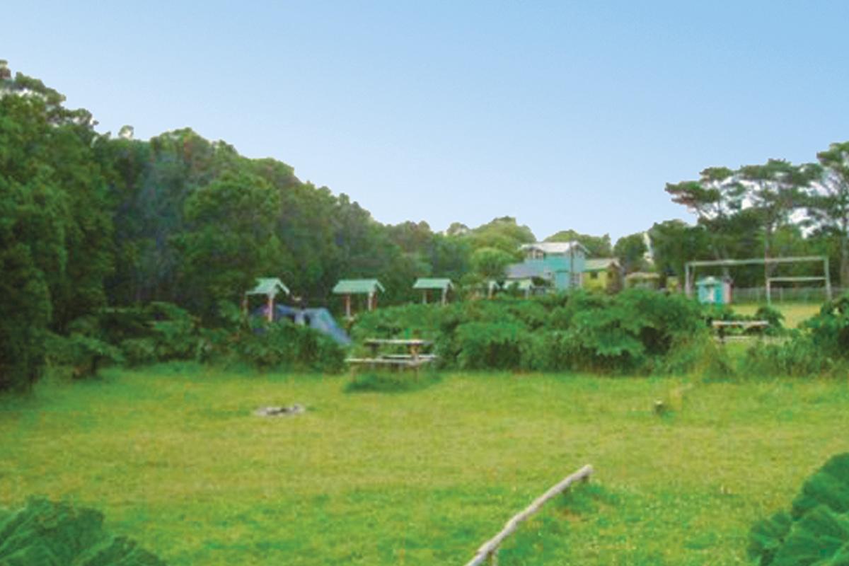 Camping El Manzano