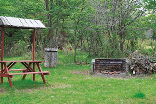 Camping Fundo San Fernando