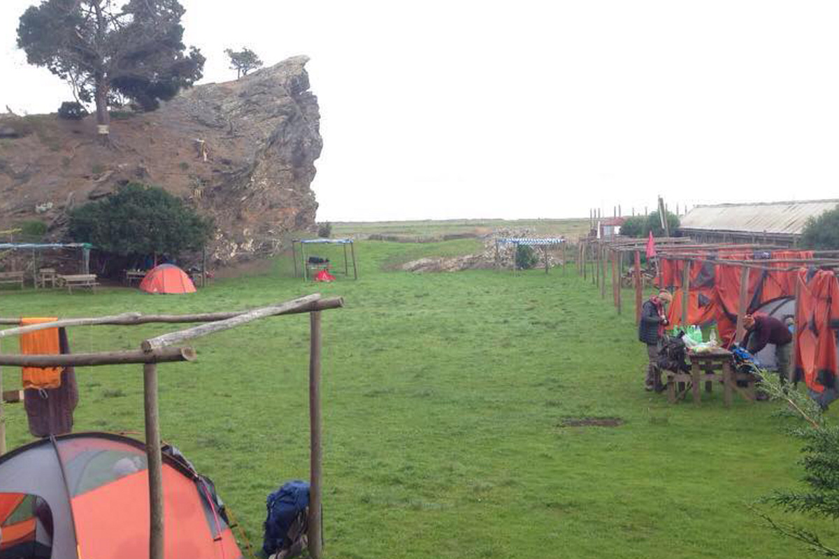 Camping Horizonte del Mar