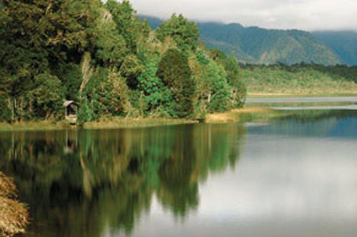Camping Lago Blanco