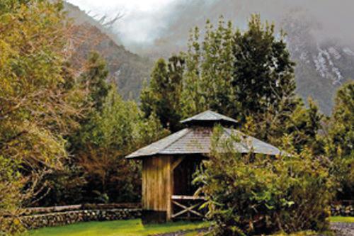 Camping Lago Negro
