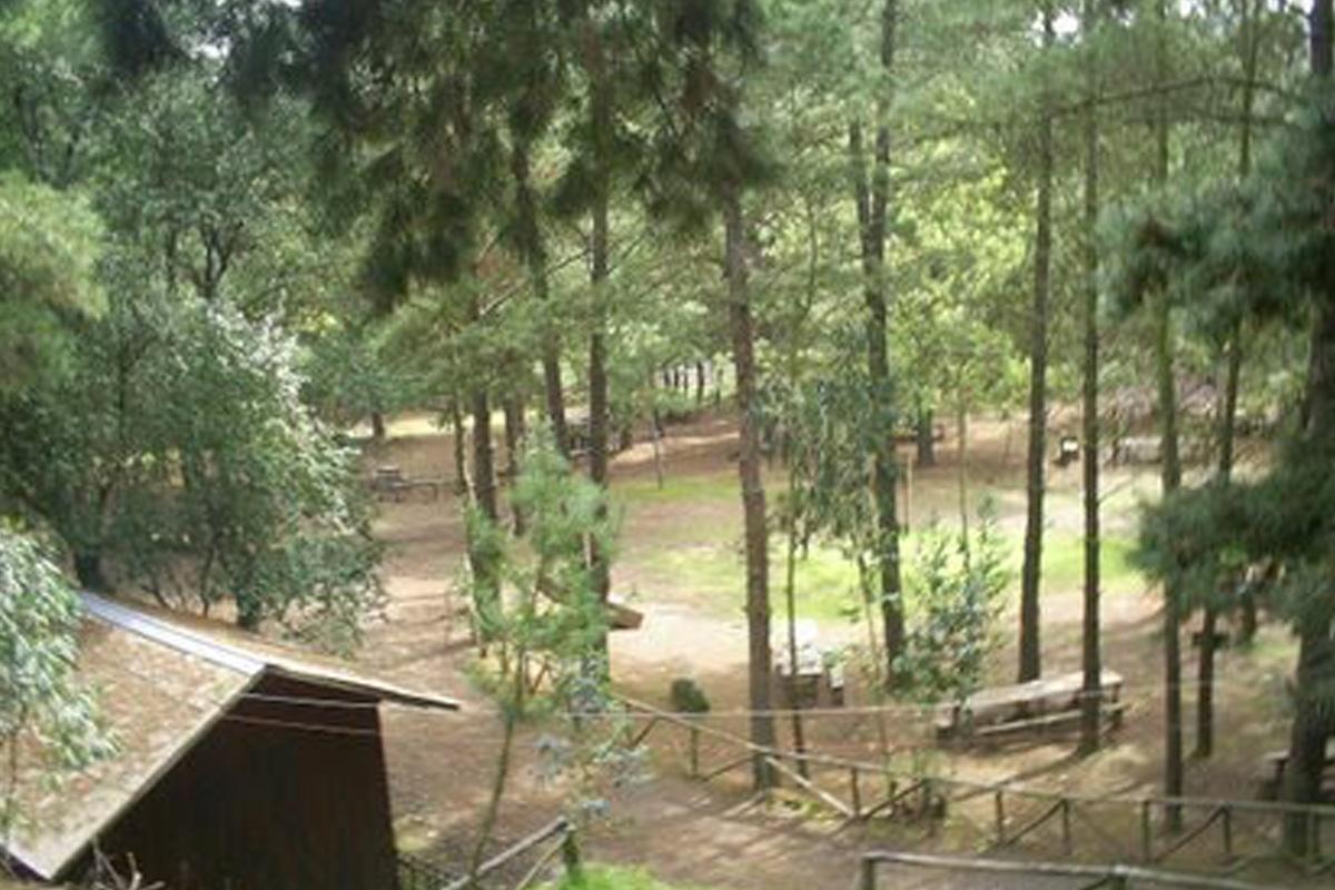 Camping Las Puertas Del Paraíso