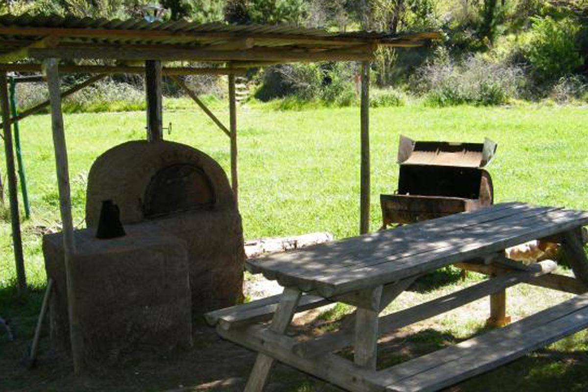 Camping Valle de los Pitios