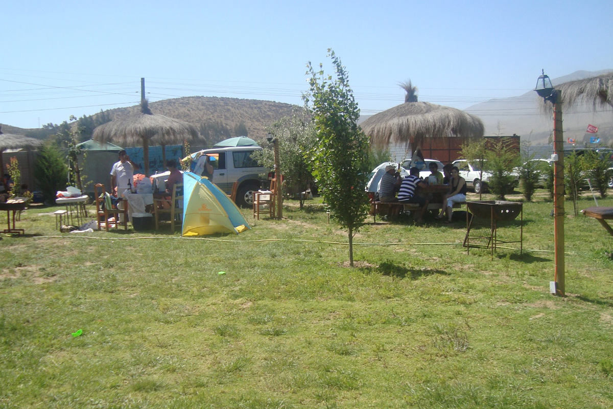 Centro Campestre Los Troncos (El Hinojal)