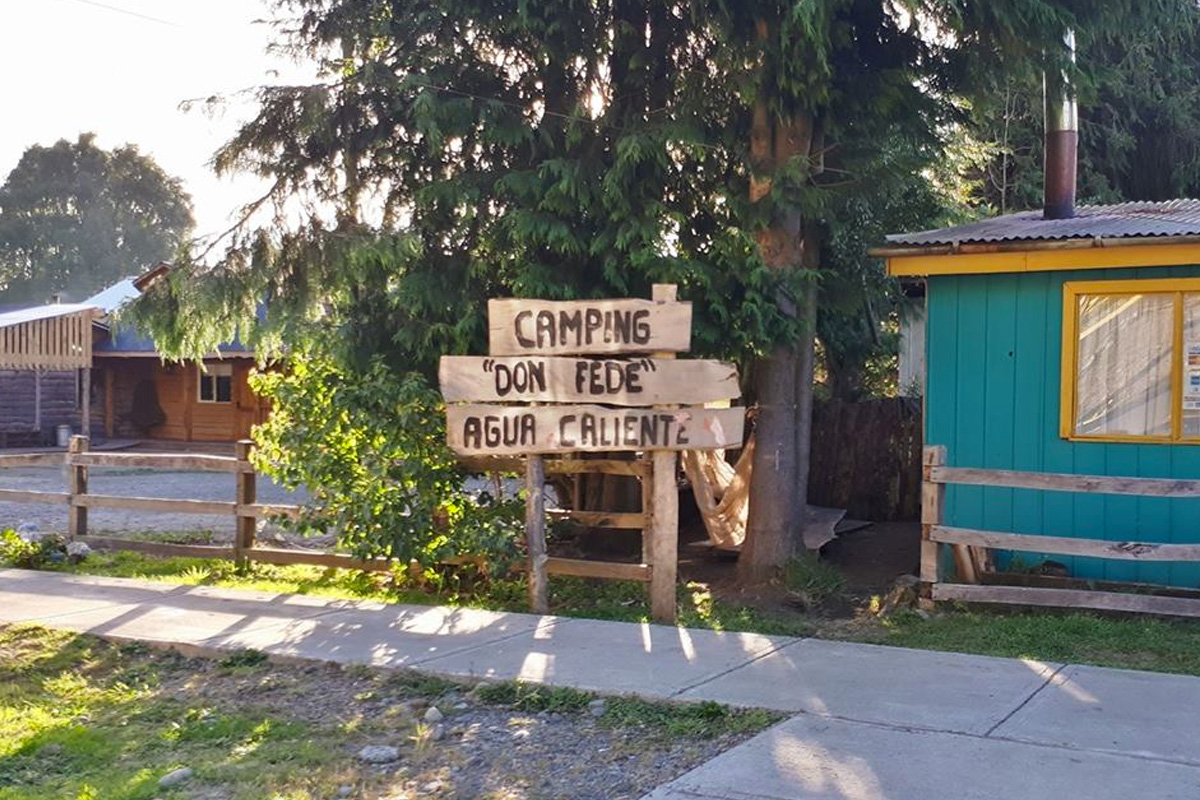 Camping Don Fede