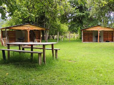 Camping Los Pinnos