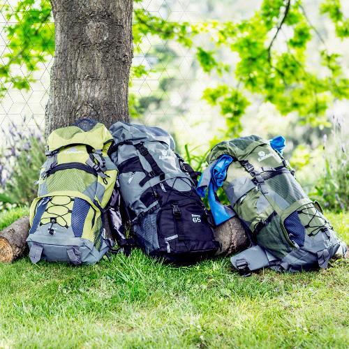 Mochilas para camping